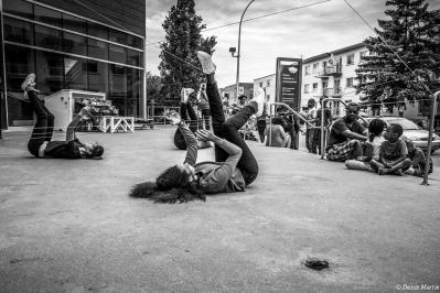 Entrelacs | Fest. Arts Montréal Nord © Denis Martin