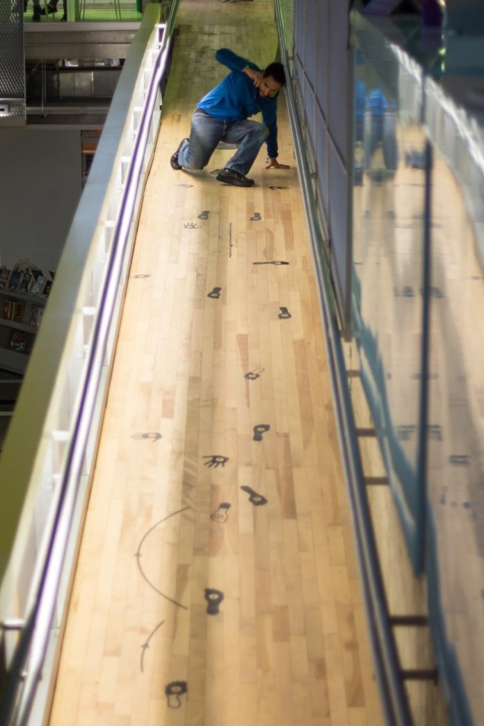 Projet TRACES   Ismael Mouaraki   photo © Anne-Flore de Rochambeau