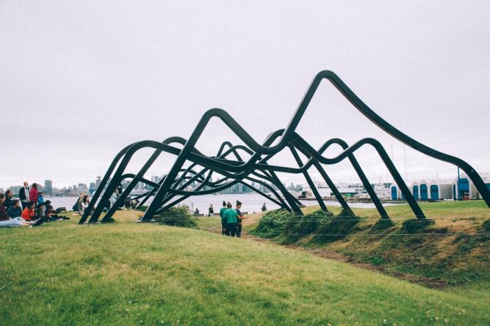 photo © North Vancouver Community Art Council