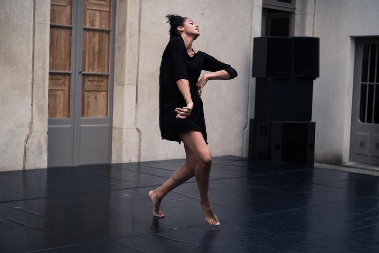 Anne-Flore de Rochambeau // photo © Hani Debbache