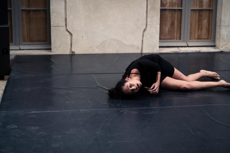 Instantané #1 Anne-Flore de Rochambeau // photo © Hani Debbache