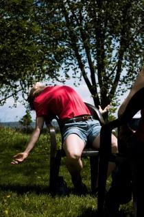 LORE avec Marijoe Foucher © Hani Debbache